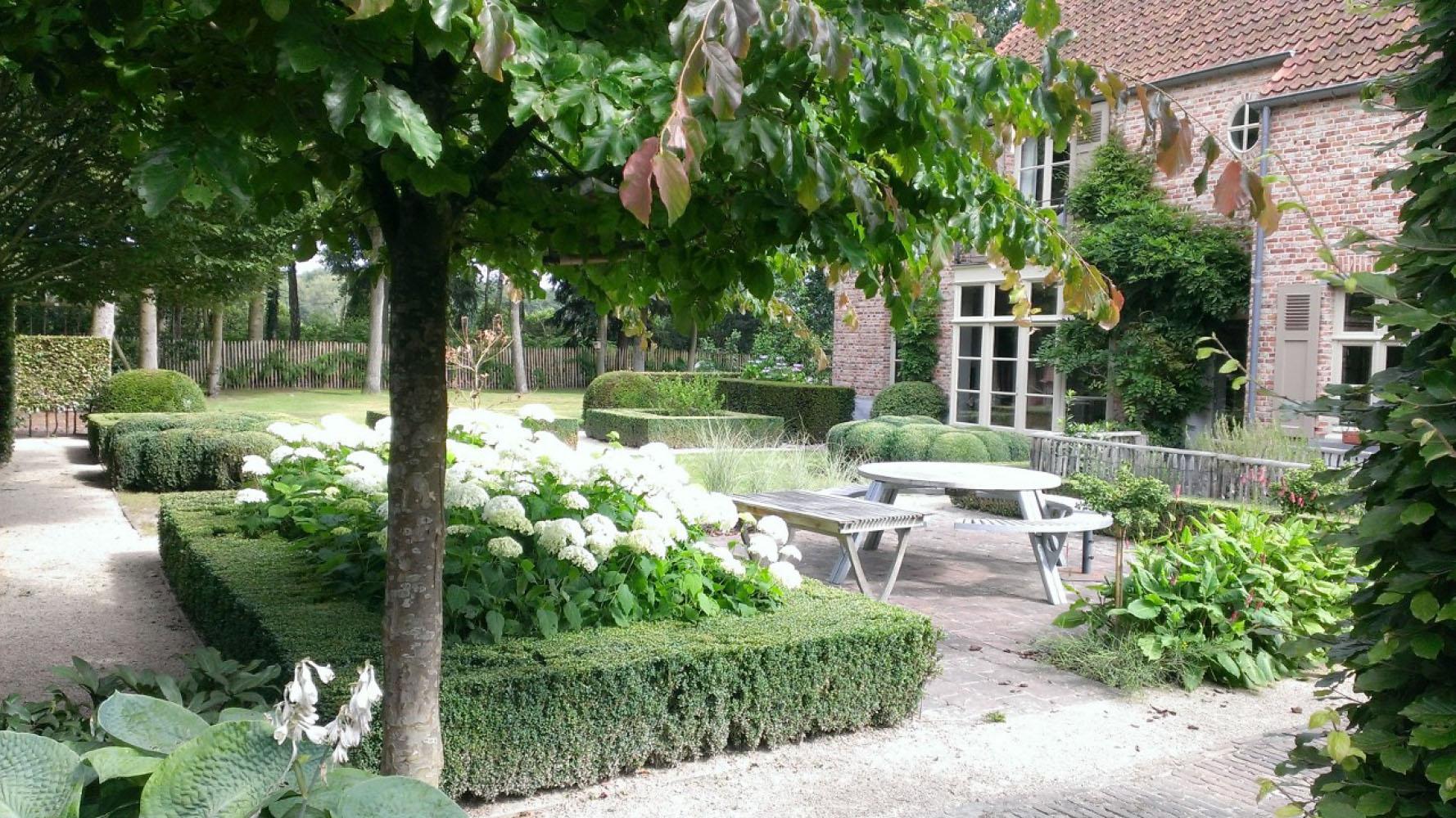 Uitzonderlijk Aanleg landelijke tuinen - Voorbeelden landelijke tuinen - Tuin &FR71