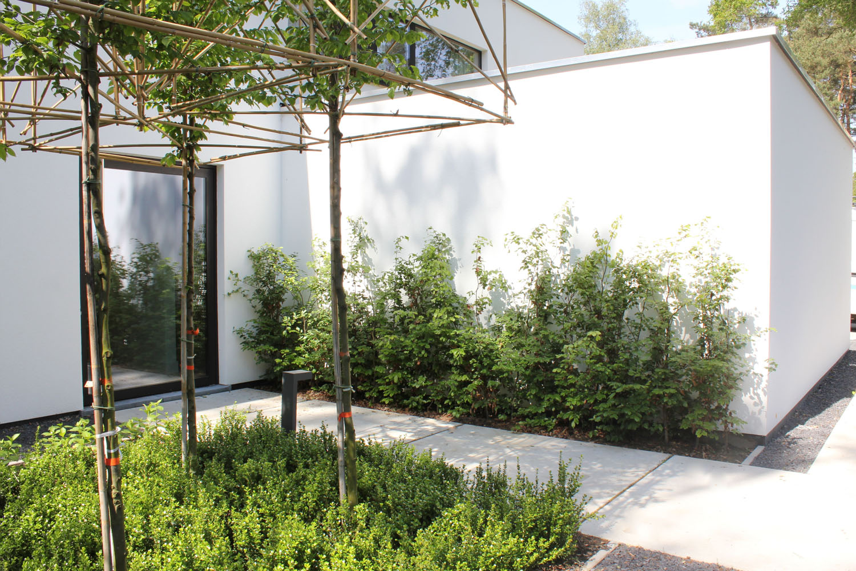Tuin Laten Aanleggen : Moderne tuin laten aanleggen moderne tuinen voorbeelden tuin